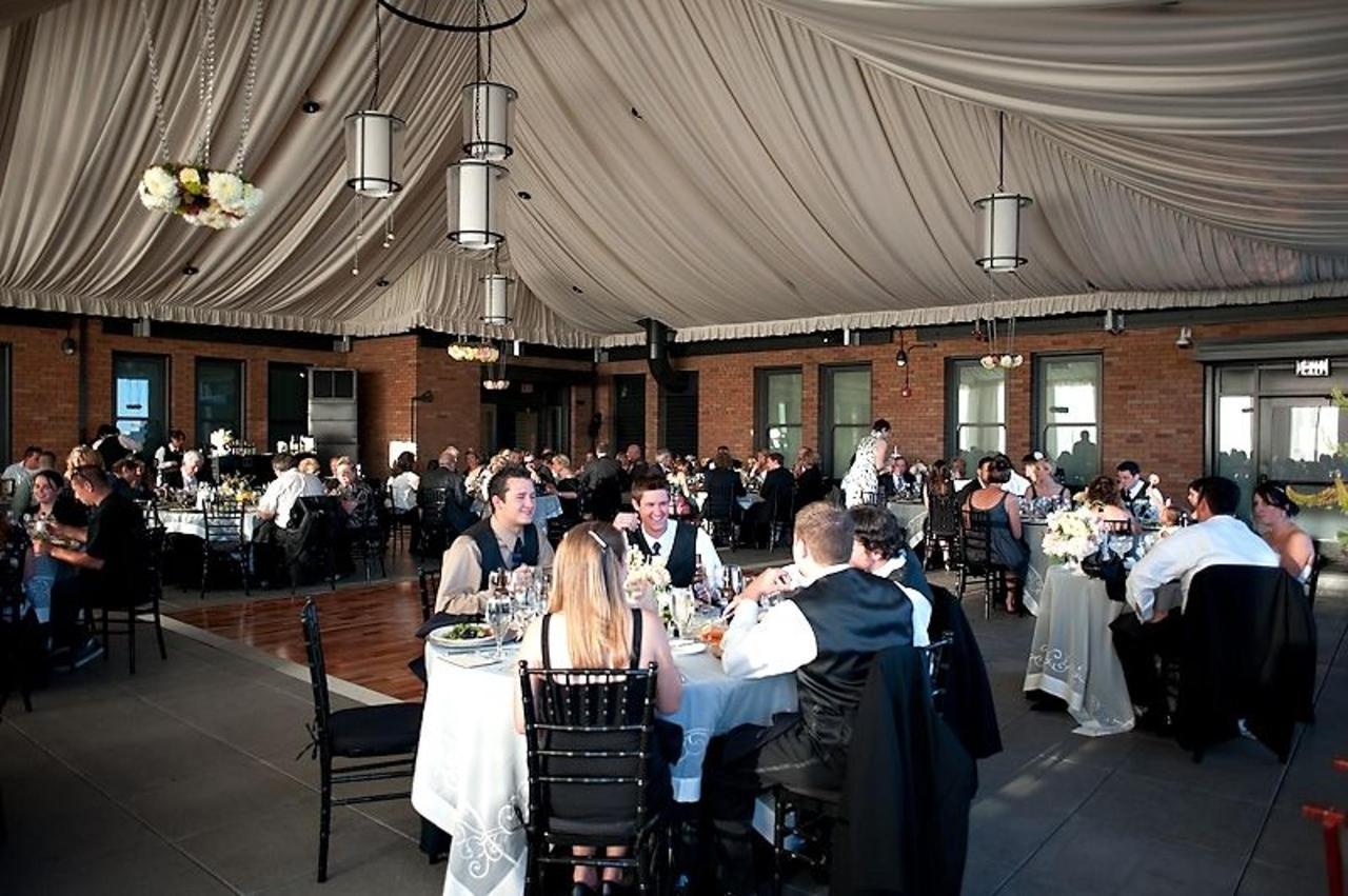 Terrace Ballroom Reception