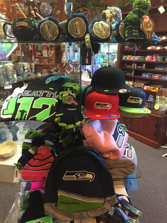 Seahawks merchandise