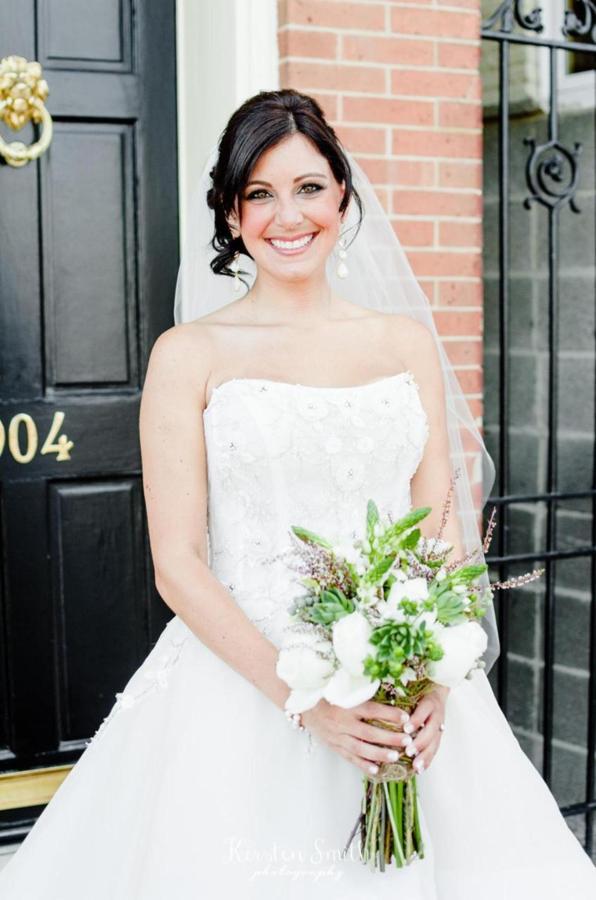 Admiral Fell Inn Bride in Fells Point Shot by Kirsten Smith Photography.jpg