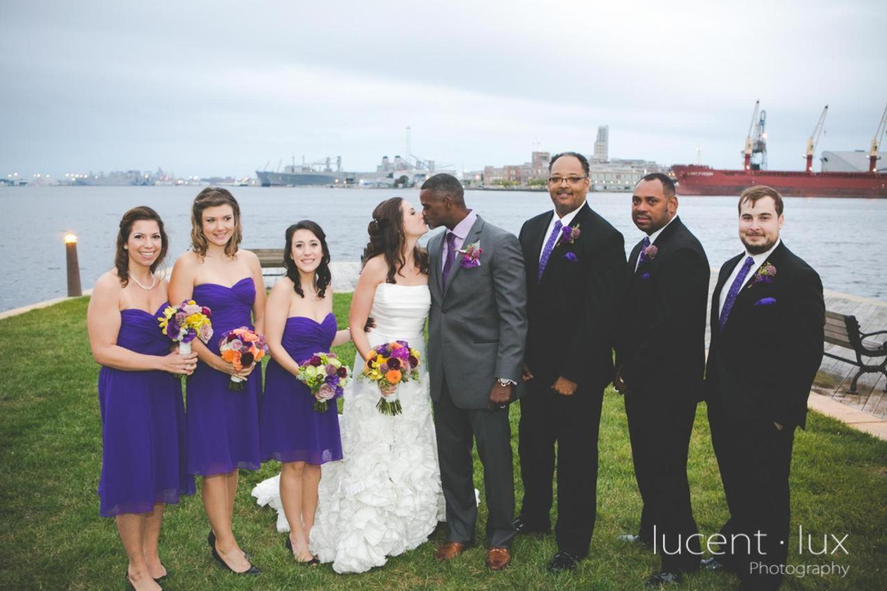 Admiral Fell Inn Bride Groom and Bridal Party Shot by Lucent Lux Photography.jpg