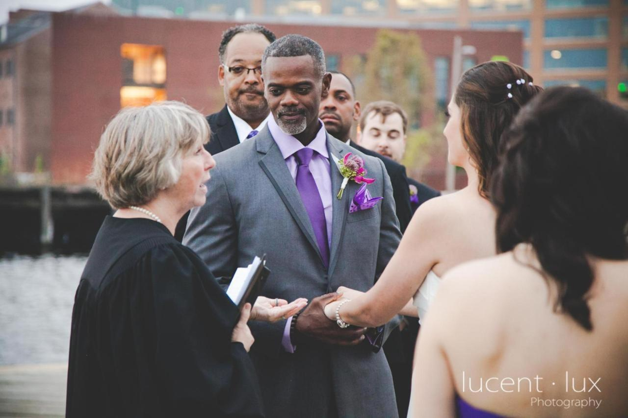 Admiral Fell Inn Bride Groom and Officiant Shot by Lucent Lux Photography.jpg
