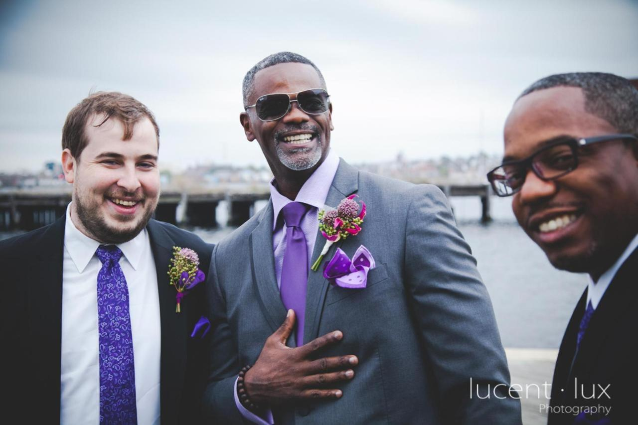 Admiral Fell Inn Groom and Groomsmen Smiling Shot by Lucent Lux Photography.jpg