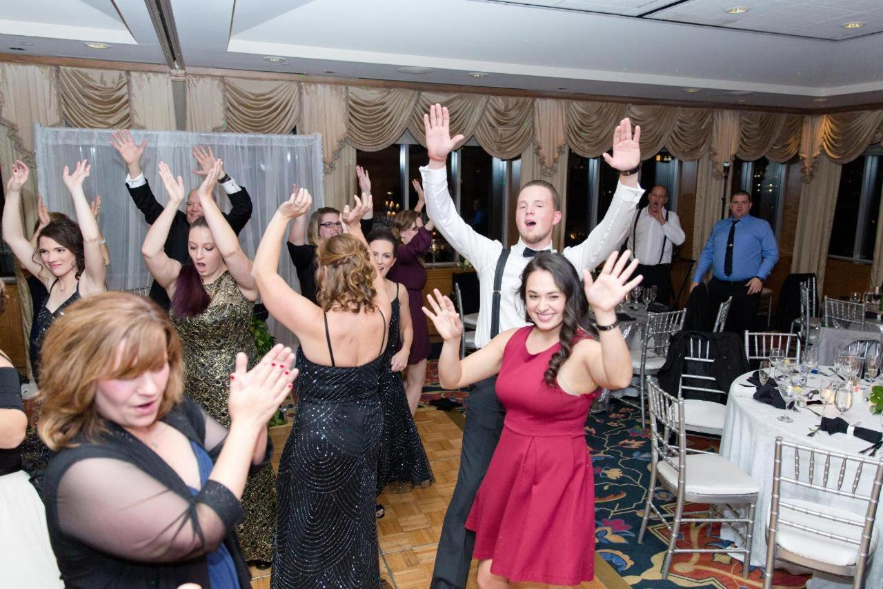Admiral Fell Inn Guest Reception Dancing Shot by Amy and Jordan Photography.jpg
