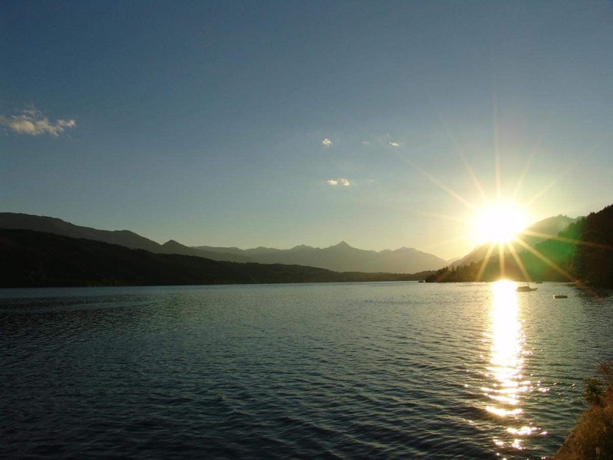 Sonnenuntergang am Millstätter See - Tourismusbüro Millstatt - Ronnie Pleikner.JPG