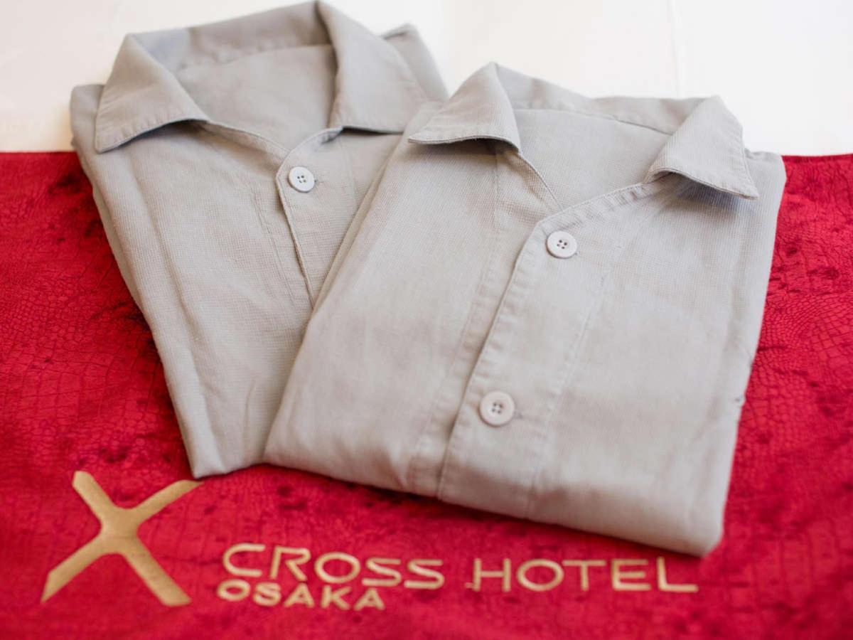 Hotel's Original Pajamas.jpg