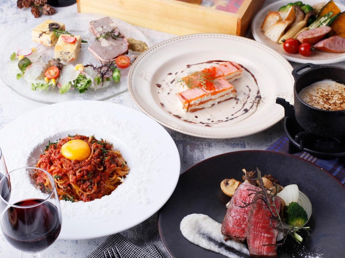 Shinsaibashi LIME Dinner Course.jpg