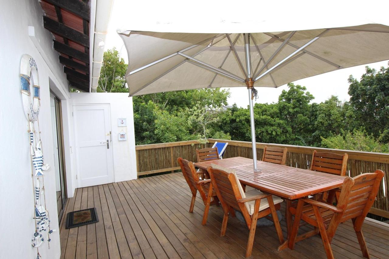Private Sundeck for Deluxe Room