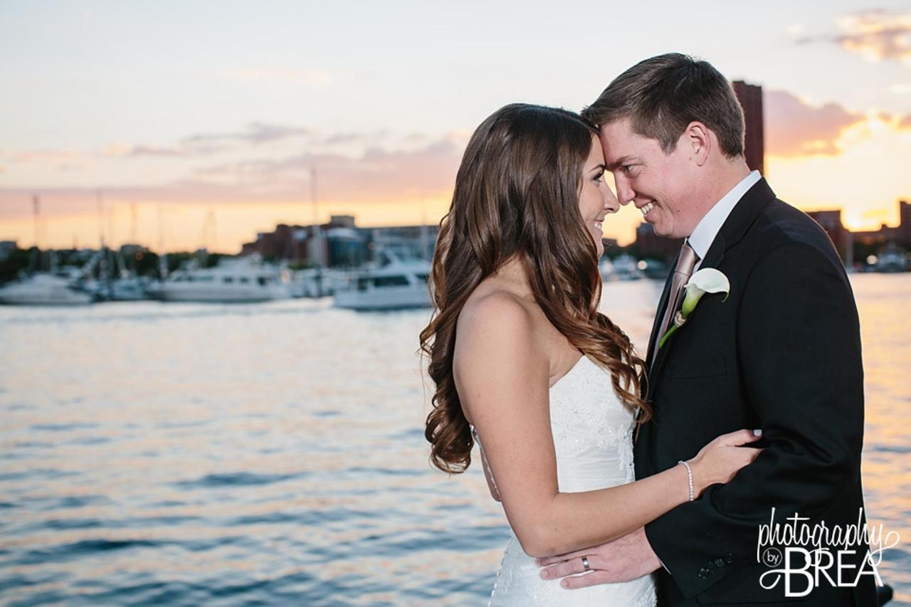 Pier 5 Hotel Bride and Groom Sunset Wedding Shot by Trans4mation Photography.jpg