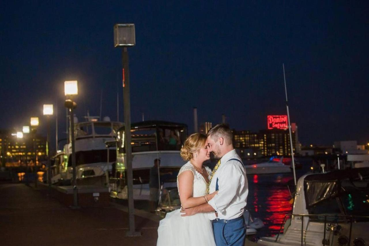 Pier 5 Hotel Bride and Grooom Evening Shot Captured by Photography by Brea.jpg