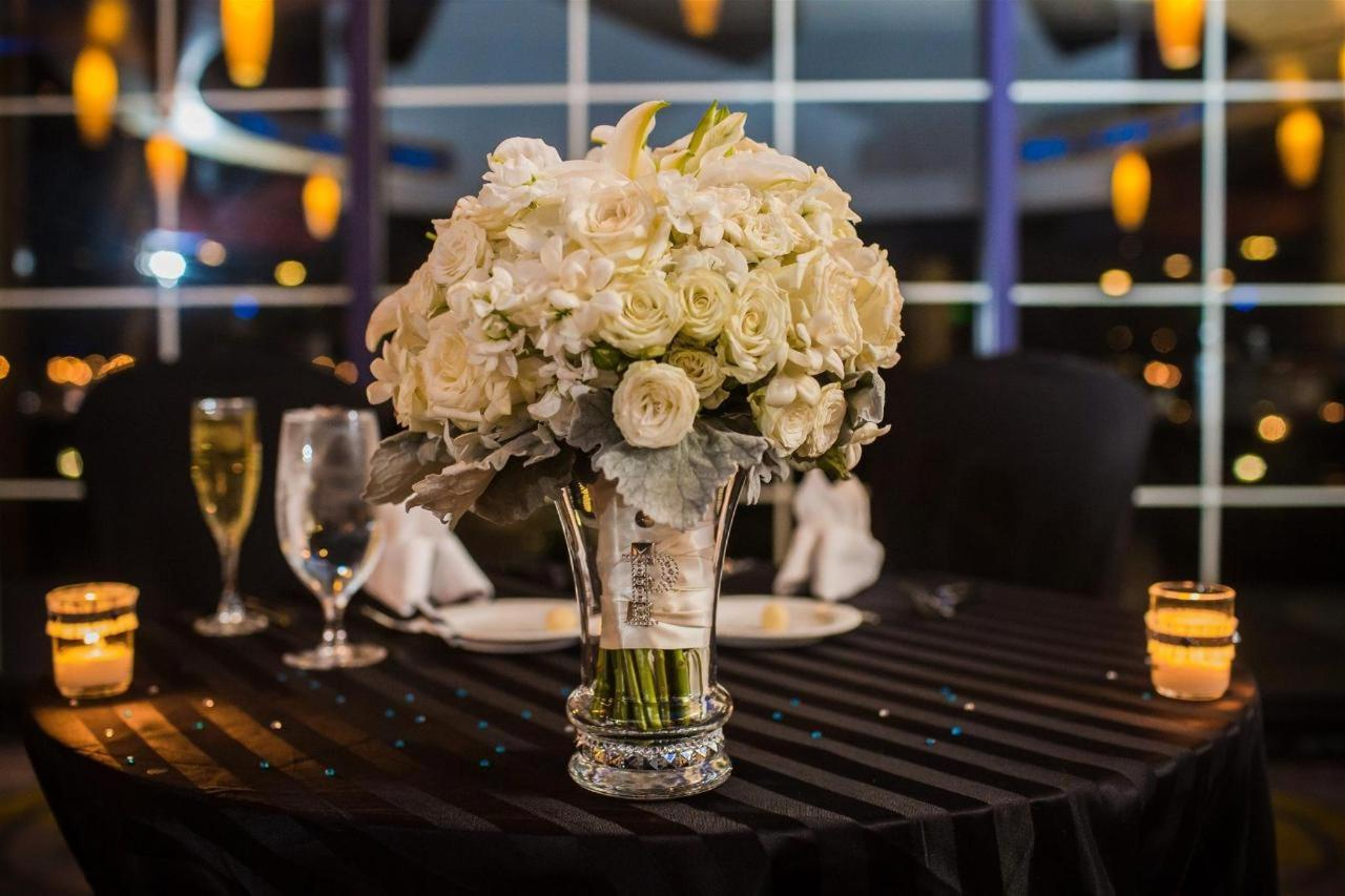 Pier 5 Hotel Flower Wedding Shot by Photography by Brea.jpg