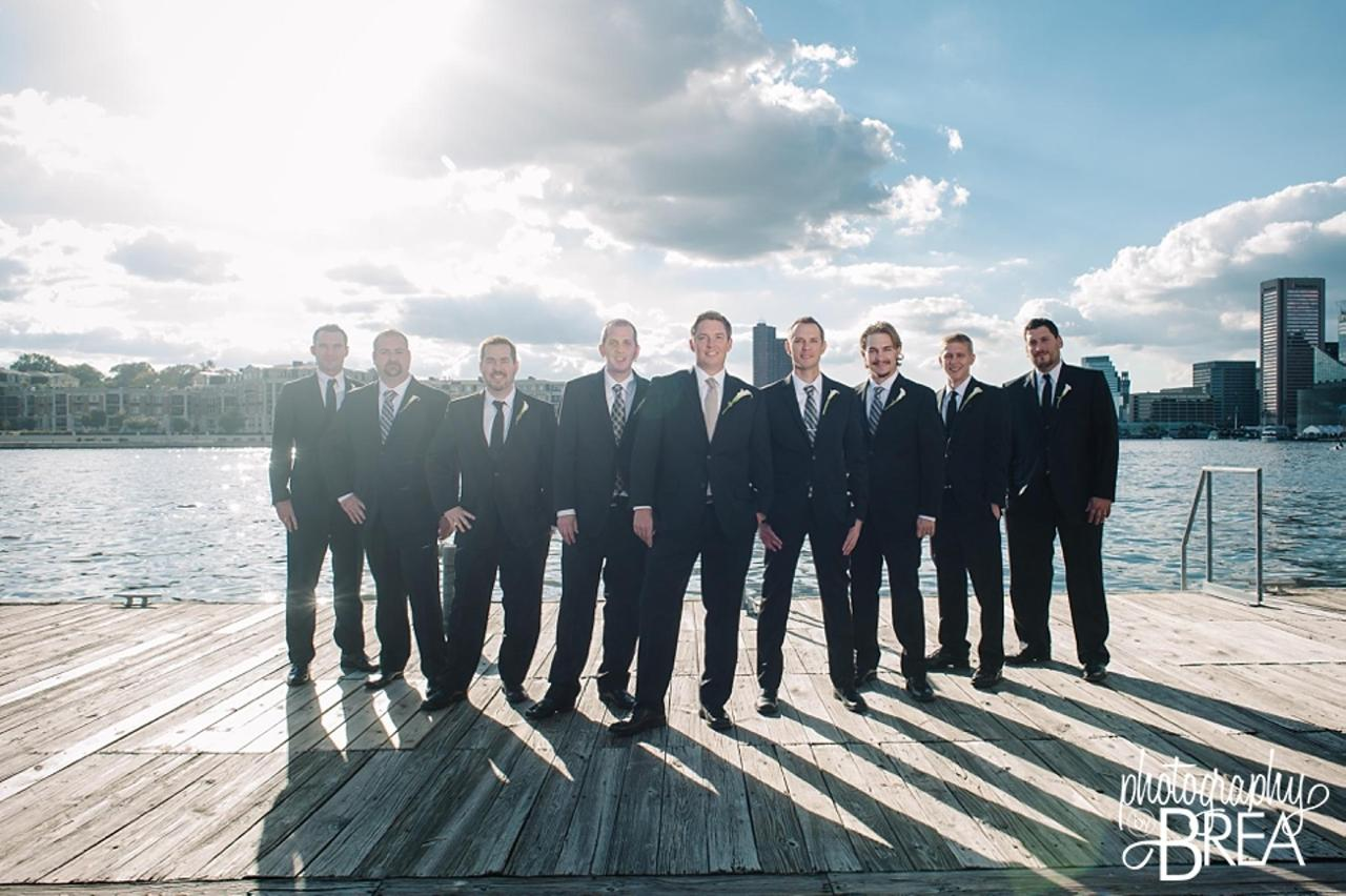Pier 5 Hotel Groom and Groomsmen Captured by Photography by Brea.jpg