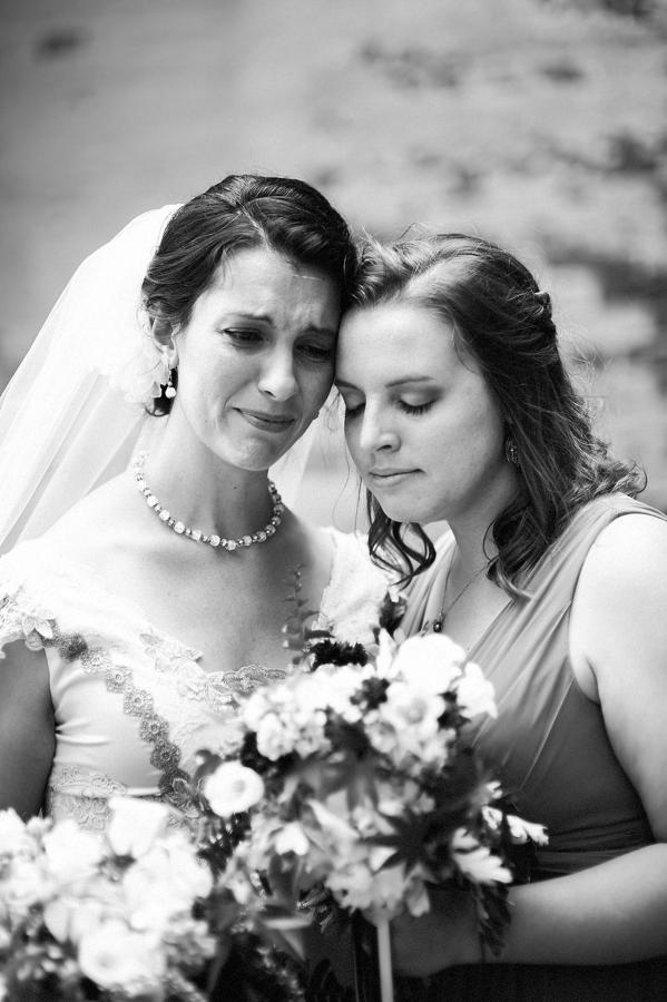 Henderson's Wharf Bride and Bridemaid Photo Captured by Kirsten Marie Photography.jpg