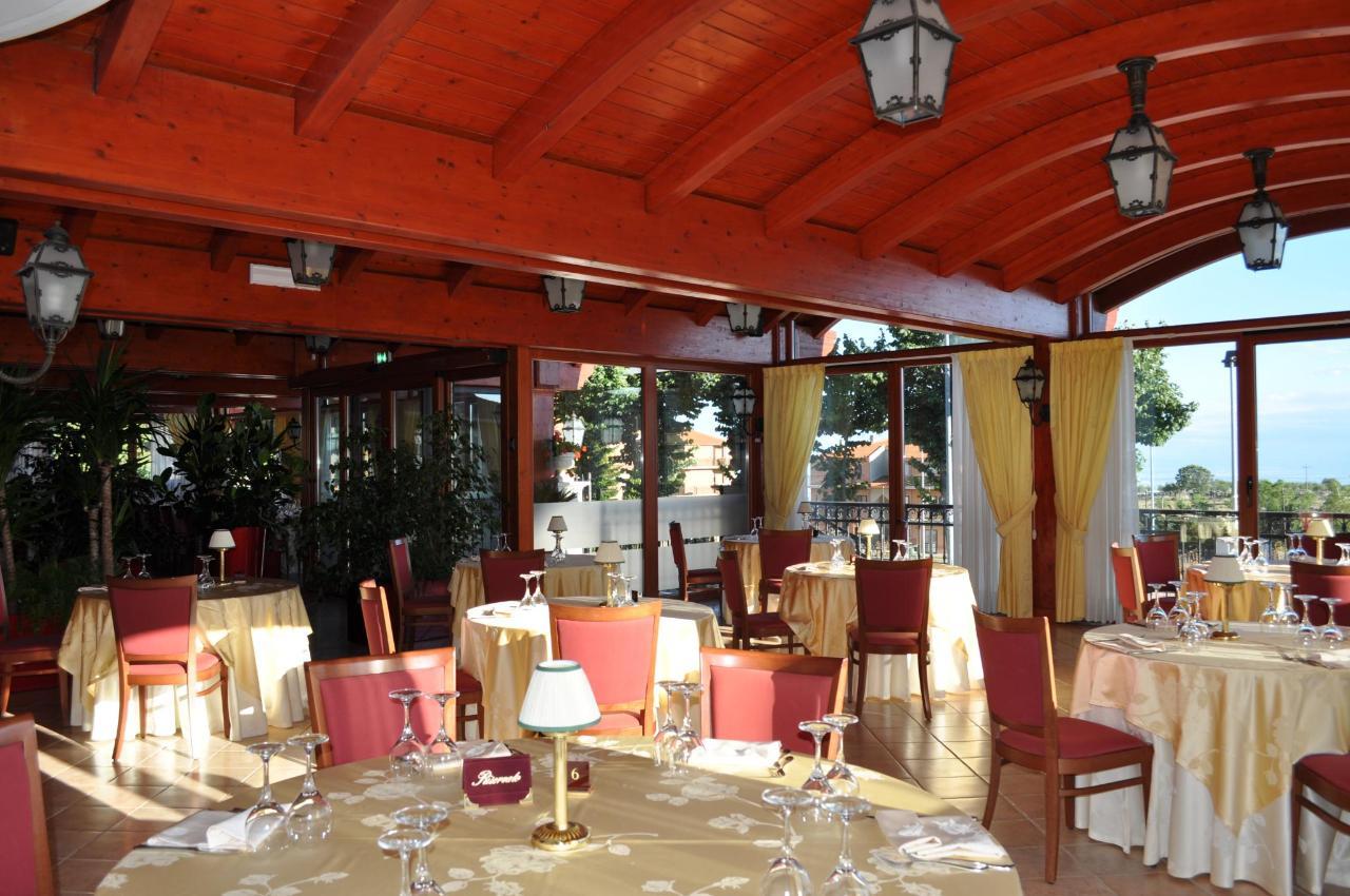 restaurant avec véranda