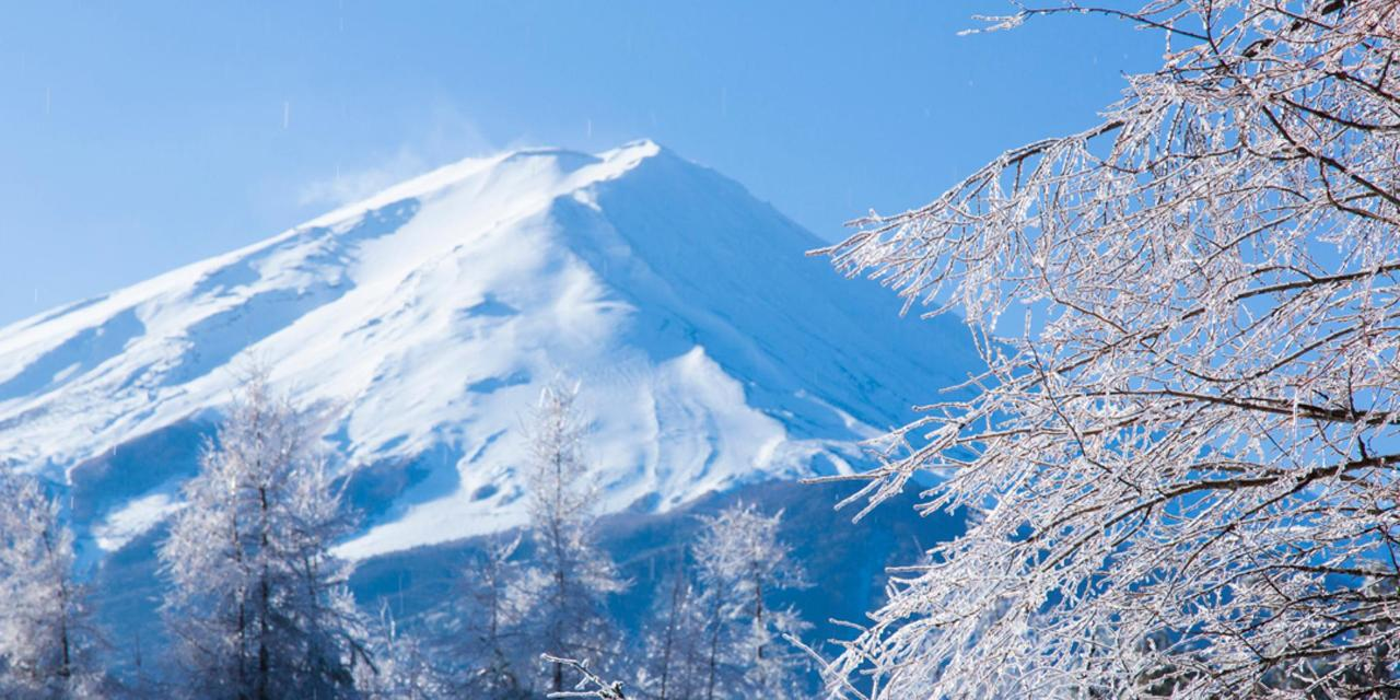 【Winter】 Mt. Fuji