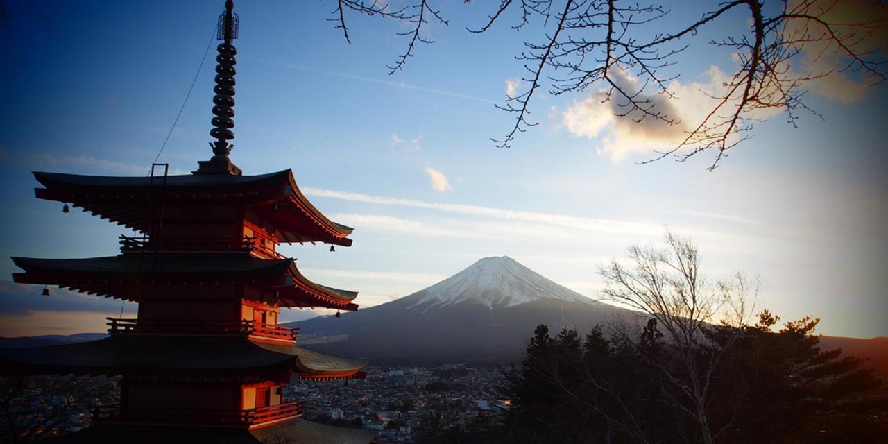 【Winter】 Arakurayama Sengen Park