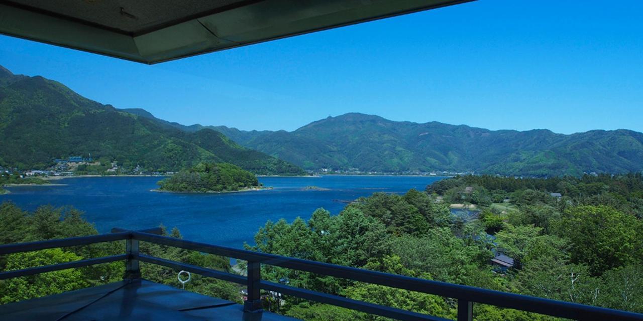【ฤดูร้อน】ทะเลสาบ Kawaguchi