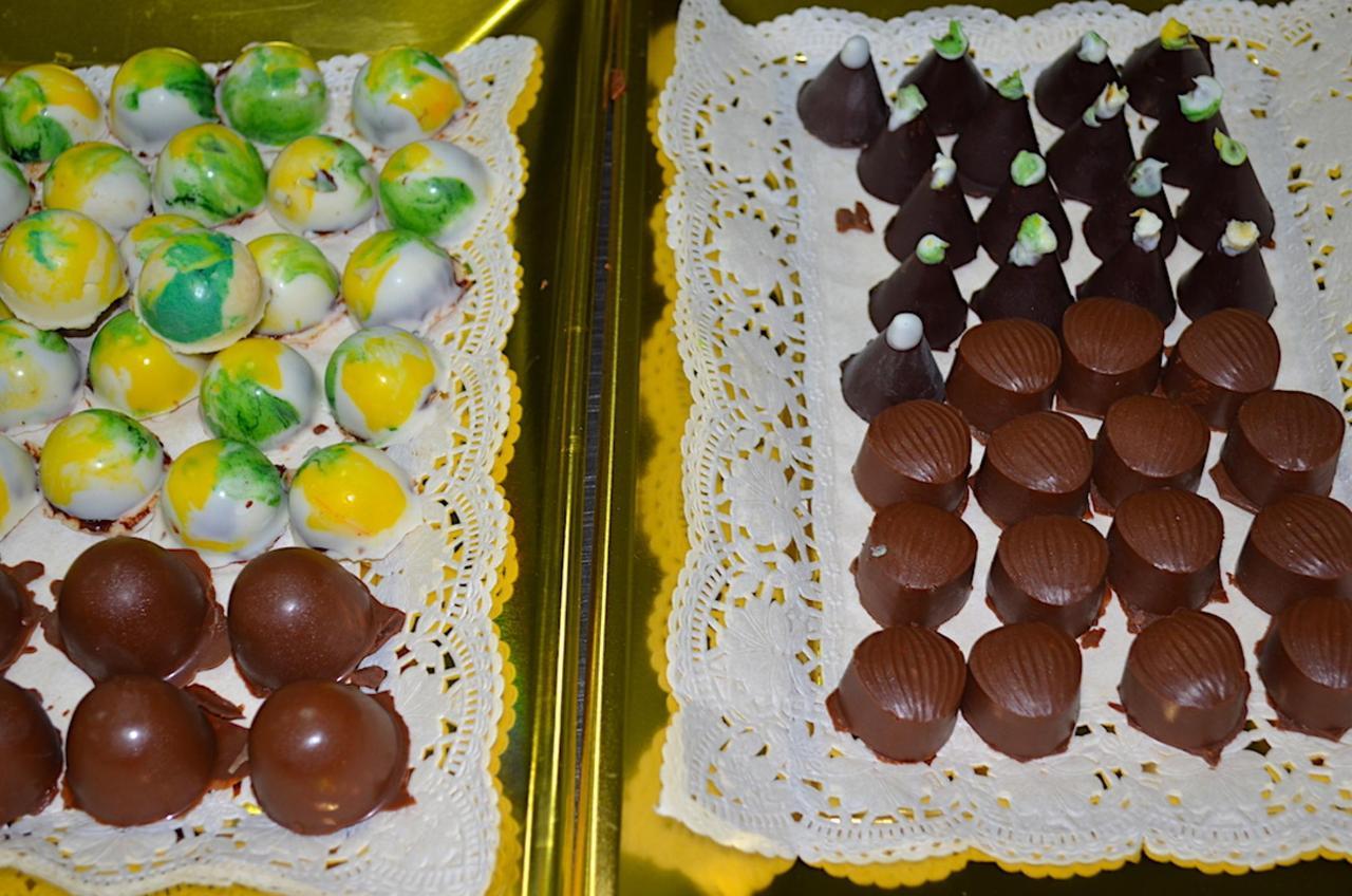 Pasión de Chocolate - Bombones caseros del Bandolero