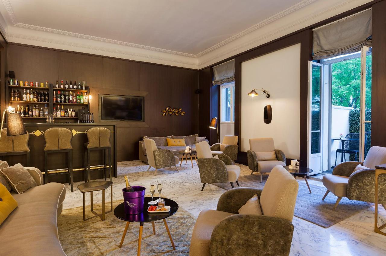 Bar Hotel La Malmaison Nice