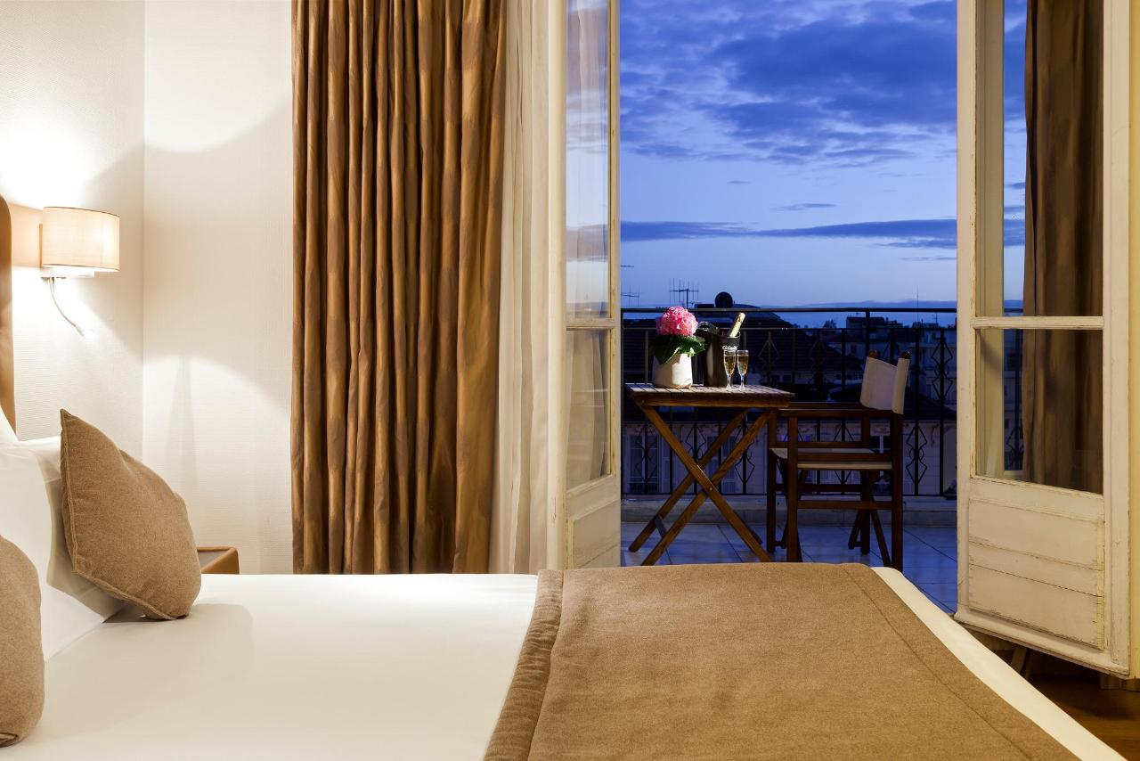 Premium Room Hotel La Malmaison Nice