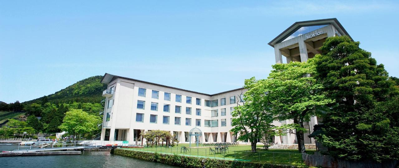【봄】 하코네 호텔