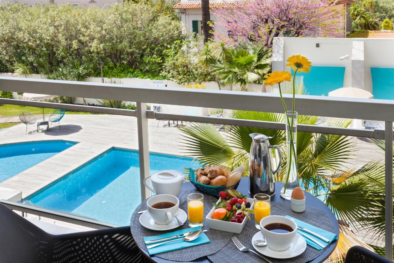 Clarion Suites Cannes Croisette Terrace