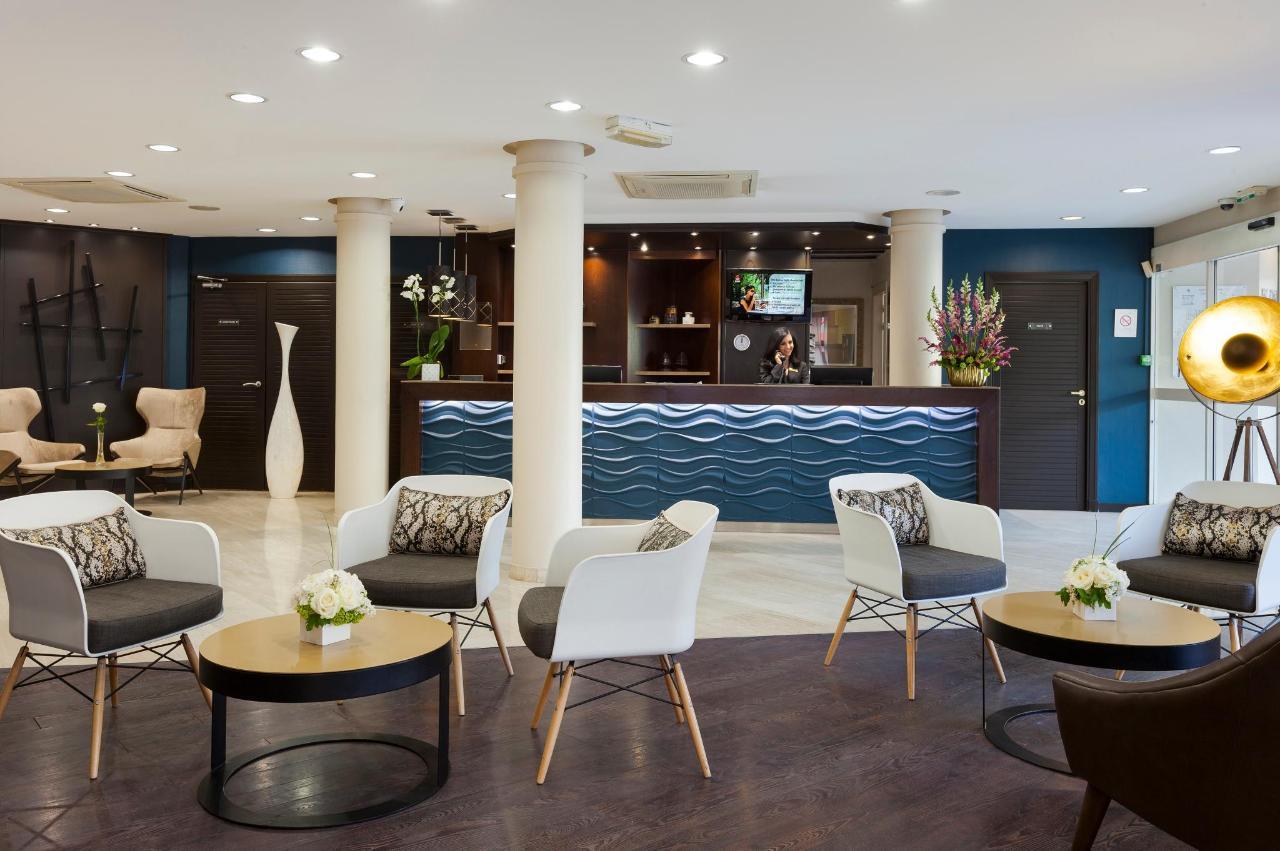 Reception Clarion Suites Cannes Croisette