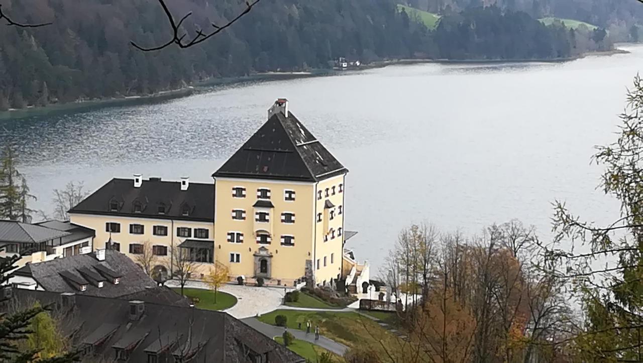 Zamek Fuschl