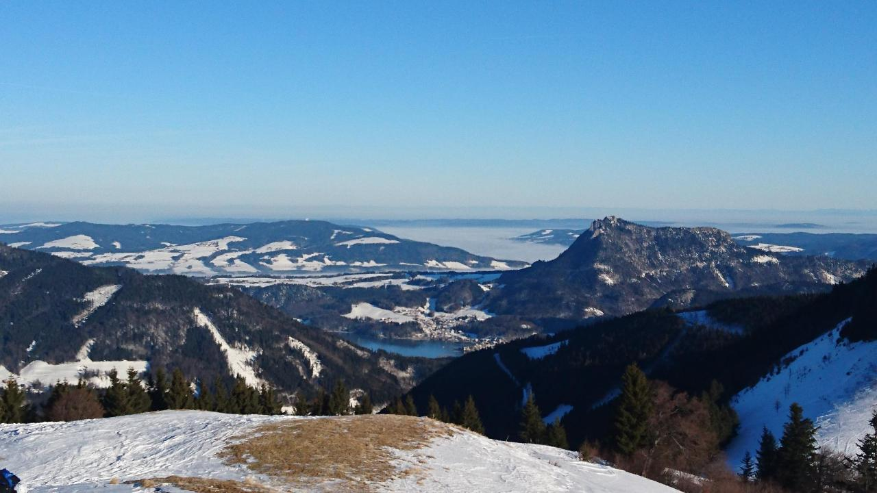 Ski tour to the Loipersbacher Höhe