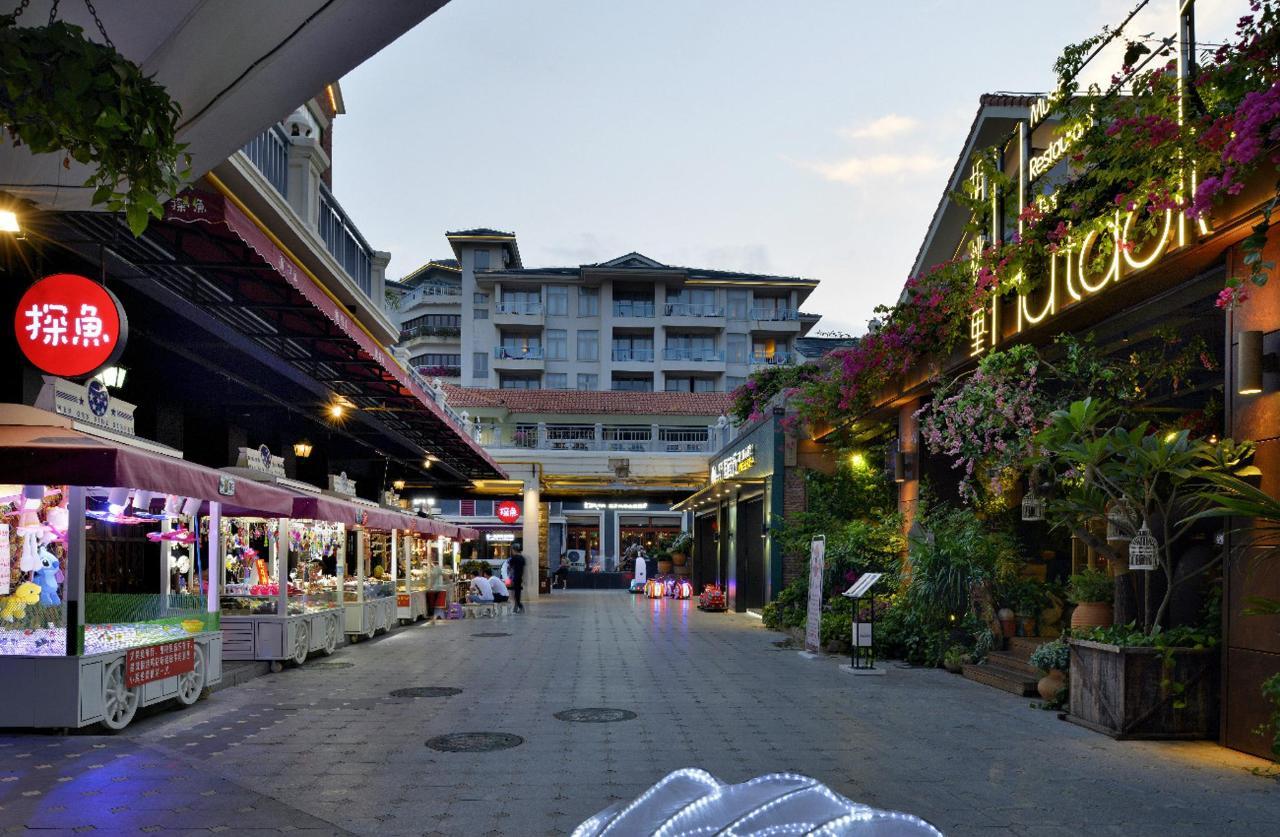 百花谷风情商业街