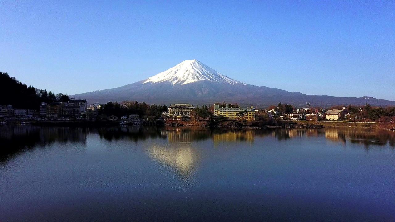Mt. Kawaguchiko Mount Fuji