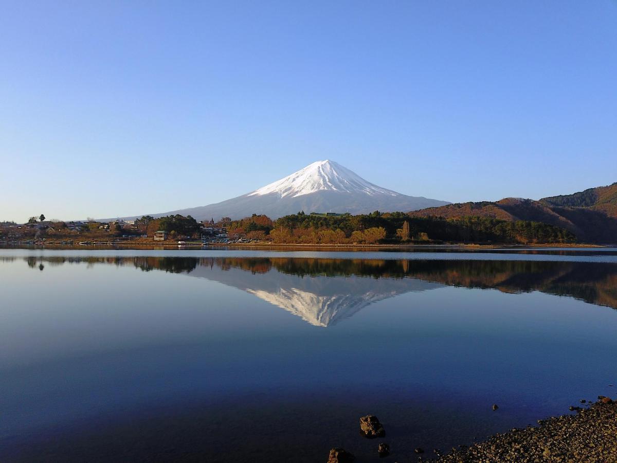 Upside-down Fuji