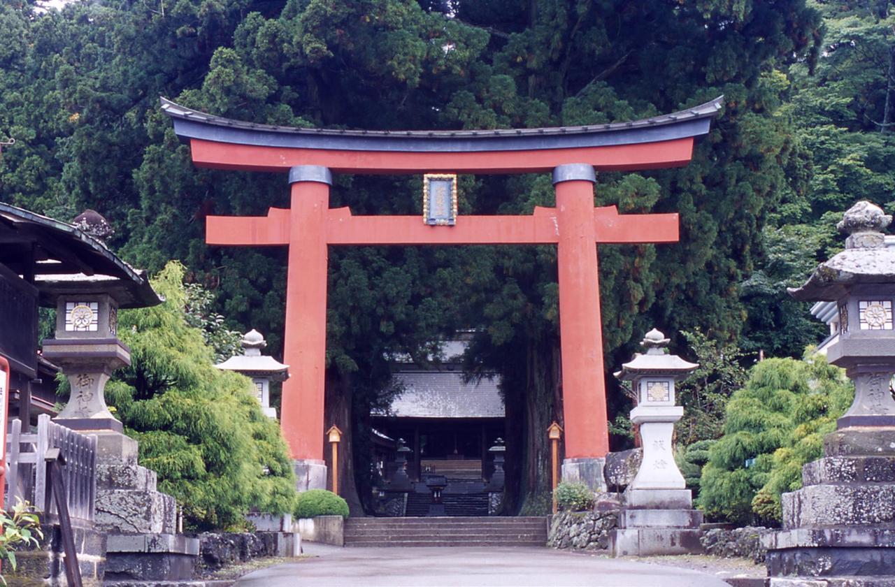 Sanctuaire de Kawaguchi Asama