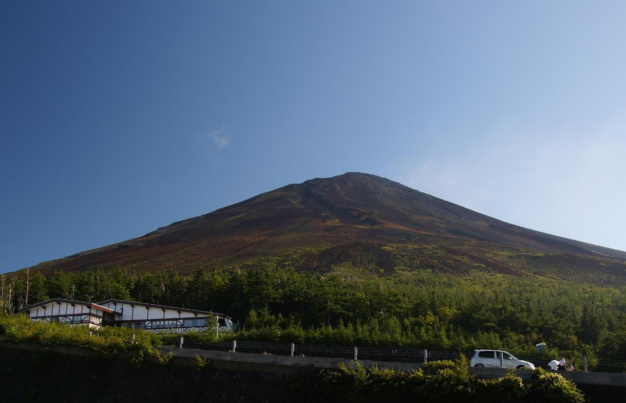 Mt. Fuji ดวงตาที่ห้าติดต่อกัน