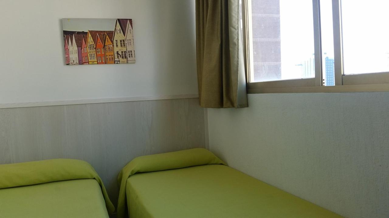 Second bedroom in Maria Victoria Benidorm