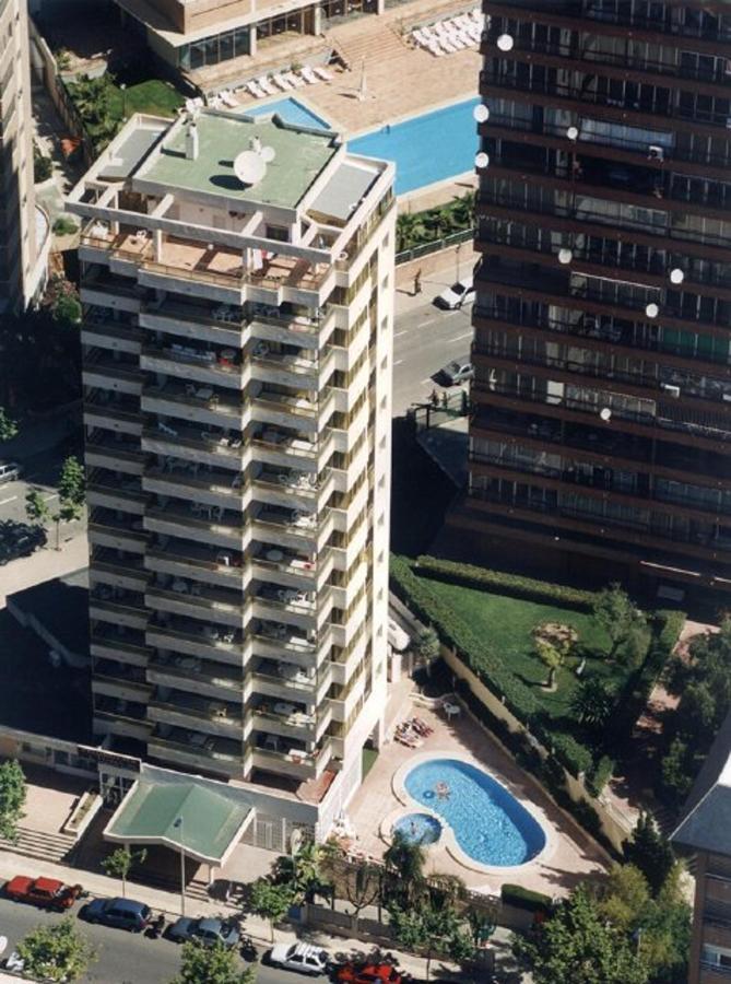 Exterior Maria Victoria Benidorm