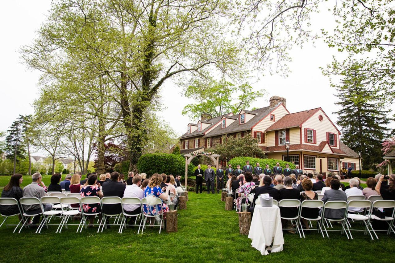 Farmhouse Ceremony