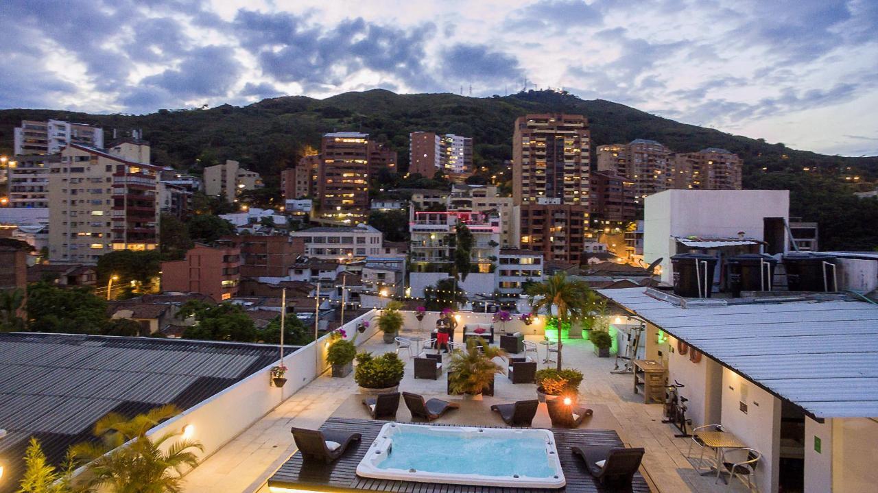 La Terraza del Aqua Granada Hotel