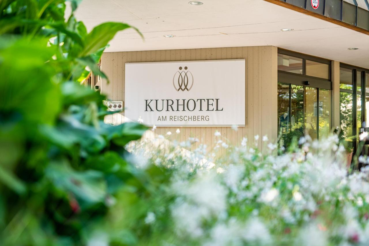Eingang Kurhotel am Reischberg