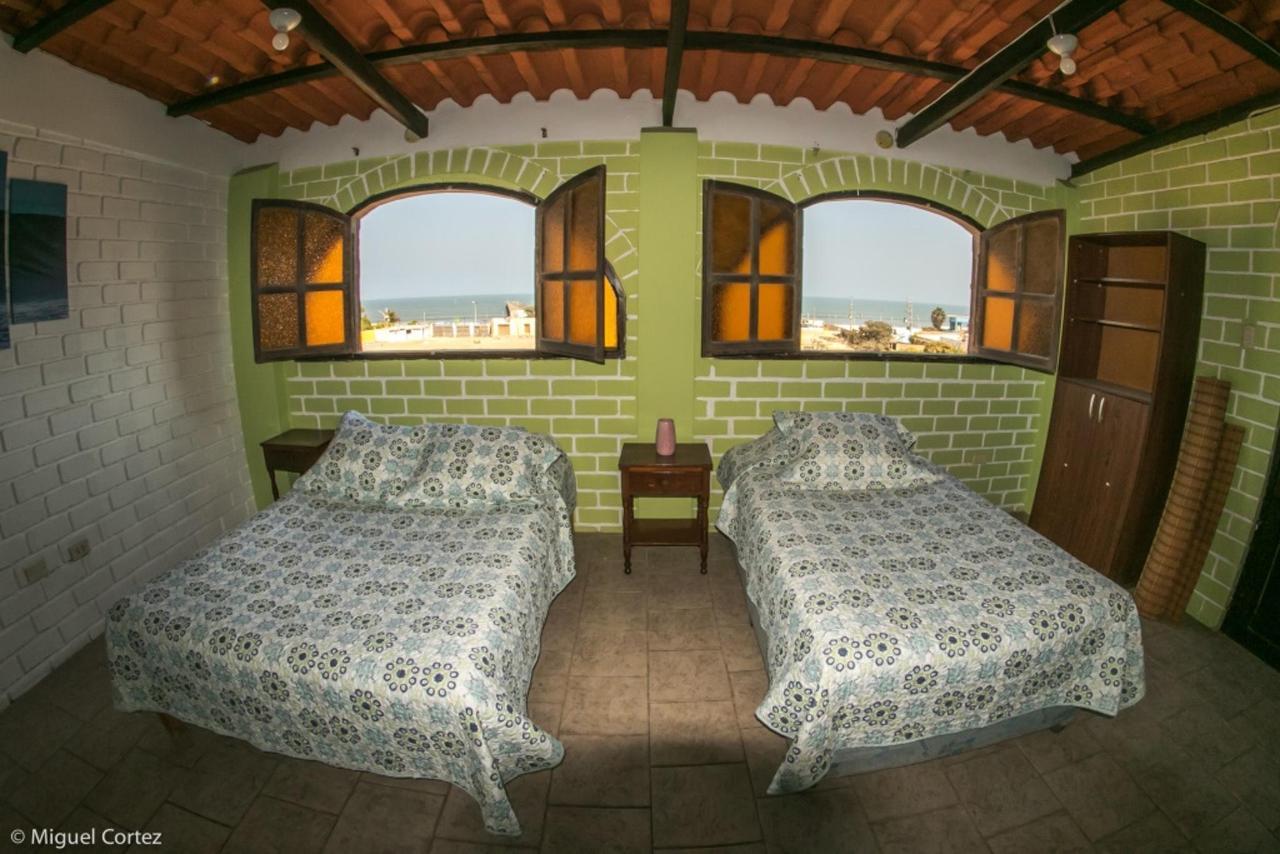 Surf hotel pousada El Mirador Pacasmayo Peru