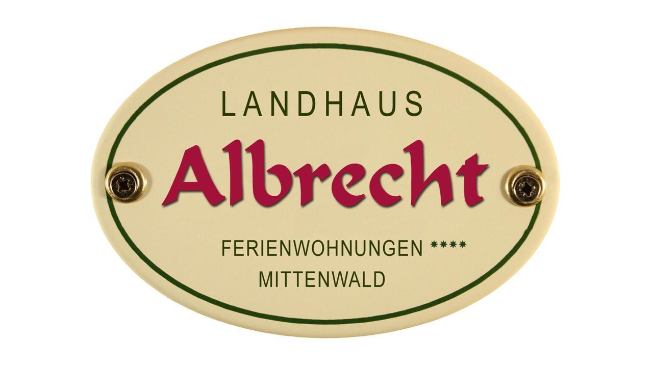 Landhaus Albrecht Mittenwald
