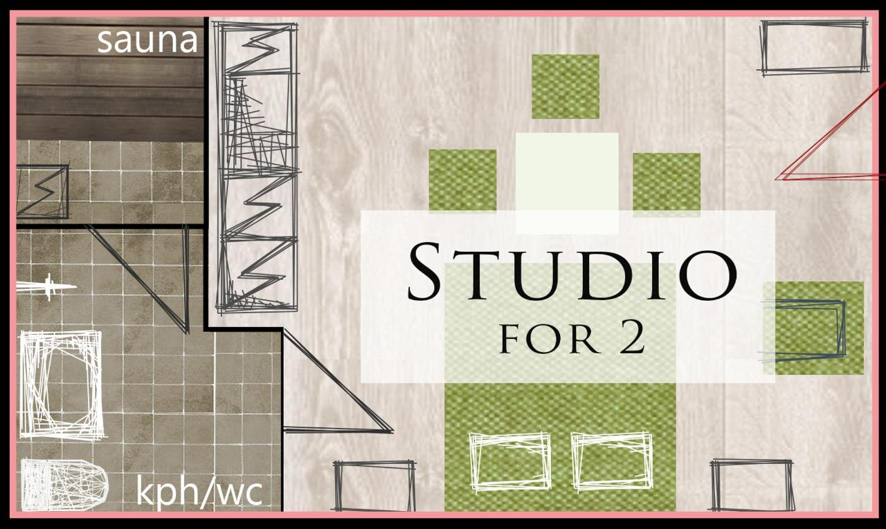Floor Plan | Studio