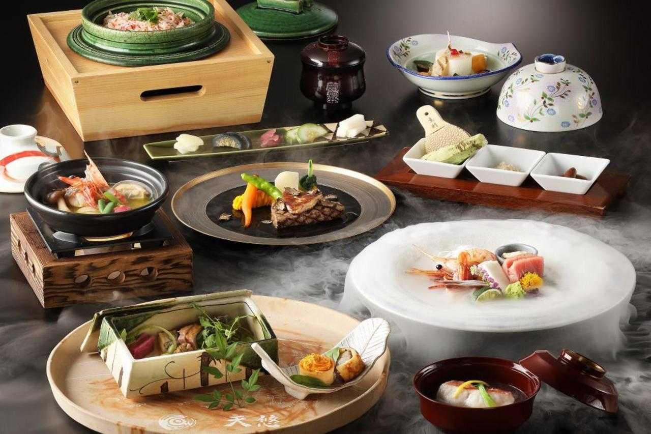 【特別客室】冬のご夕食イメージ。お部屋にご用意いたします。.jpg