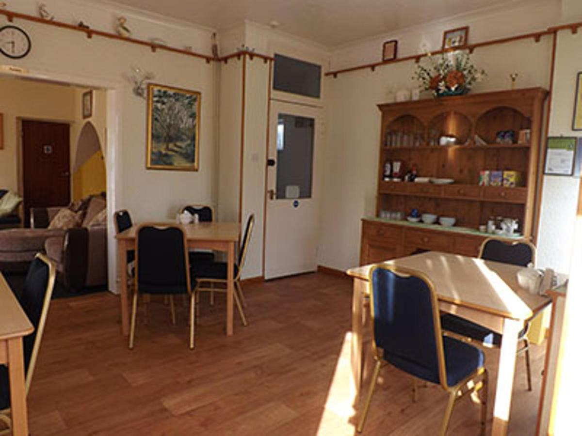 Dining Room at Mablethorpe Guest House