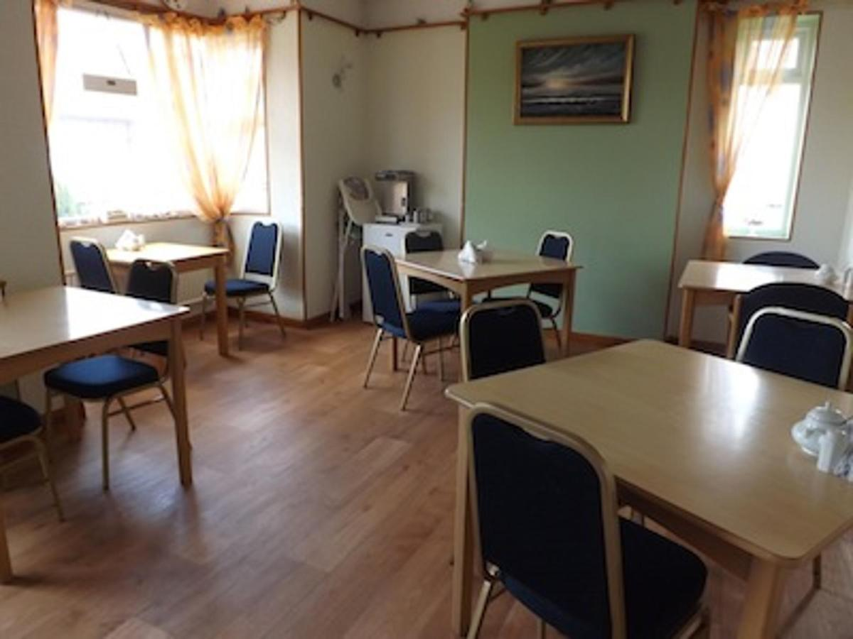 Dining Room at White Heather Guest House in Mablethorpe