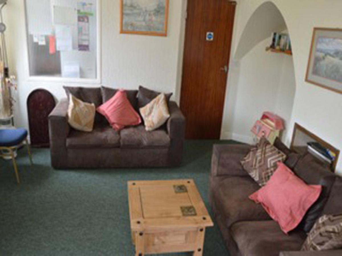 Guest Lounge at White Heather Guest House Mablethorpe