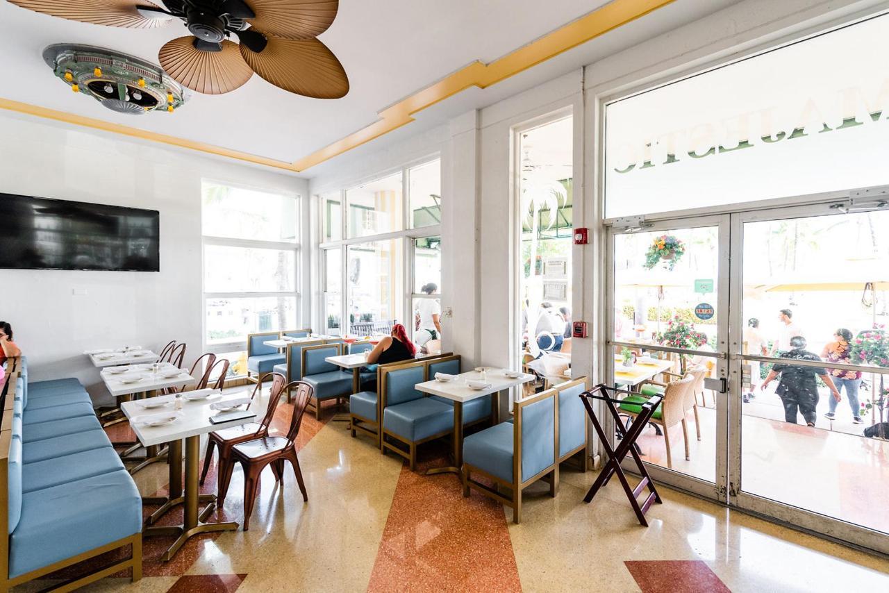 Majestic South Beach Hotel Lobby & 007 Cafe.jpg