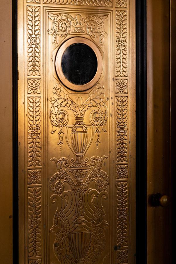 Majestic South Beach Hotel Brass Elevator.jpg