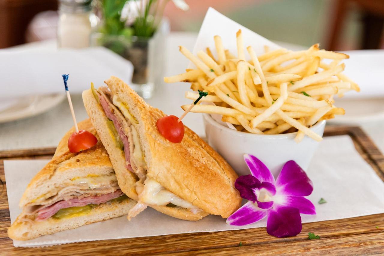 Cuban Sandwich at Majest Hotel South Beach.jpg