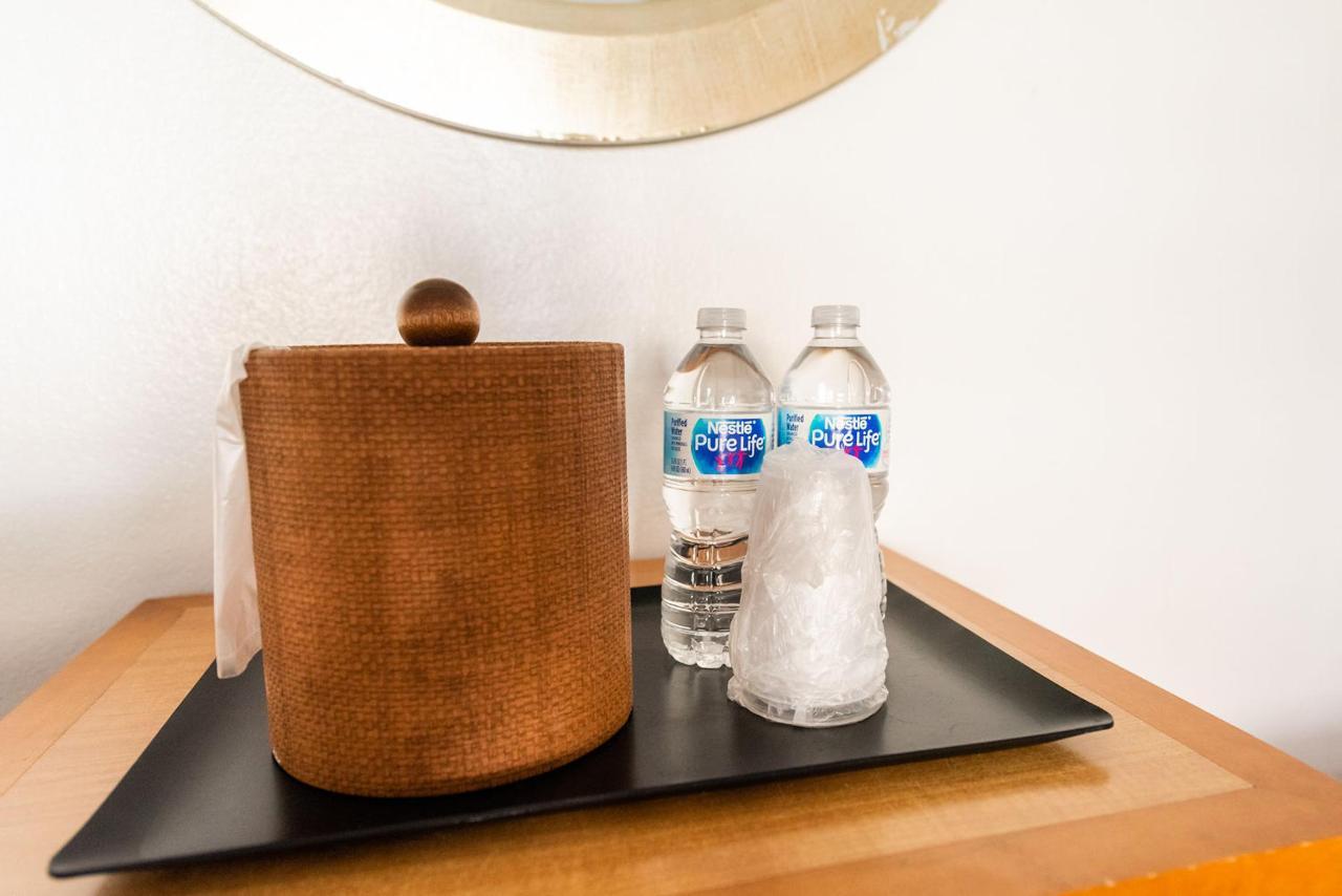 Majestic South Beach Hotel Guestroom Ice & Bottled Water.jpg