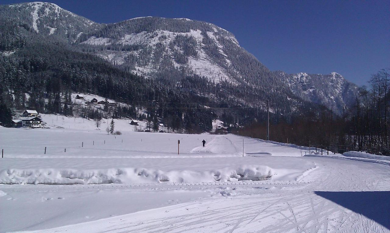 Cross Country Skiing Gosau